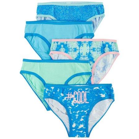 C&C California Little Girls 4-pk. Bikini Panties