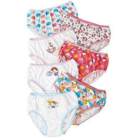 Hello Kitty Girls 7-pk. Brief Panties
