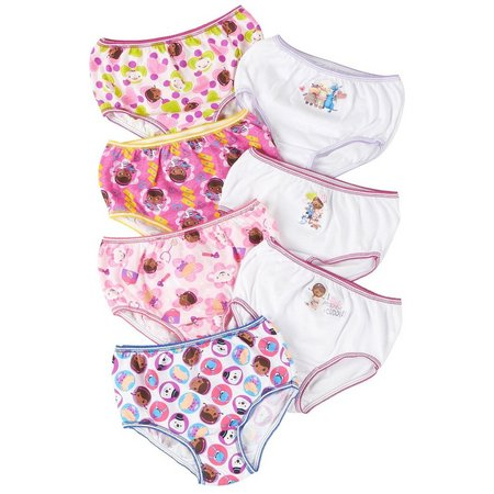 Disney Doc McStuffins Toddler Girls 7-pk. Panties
