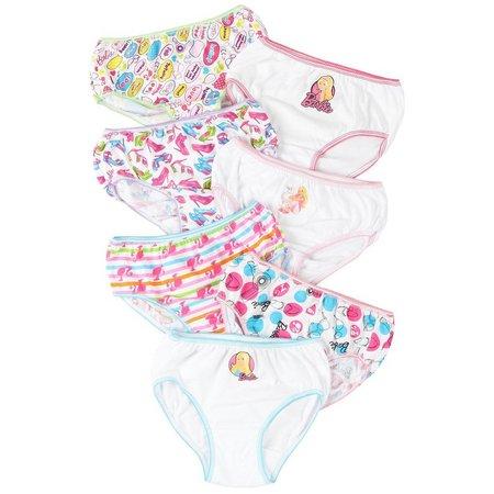 Barbie Girls 7-pk. Brief Panties