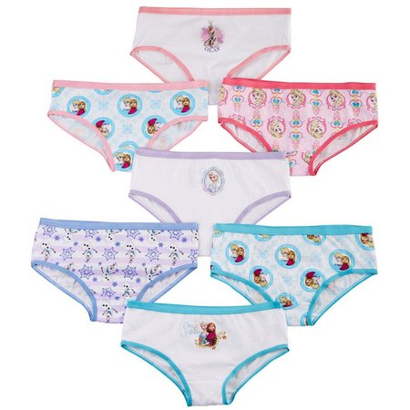 Disney Frozen Girls 7-pk. Hipster Panties