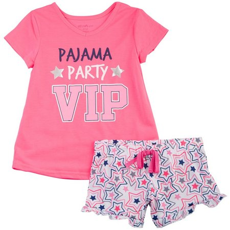Delias Little Girls VIP Pajama Set