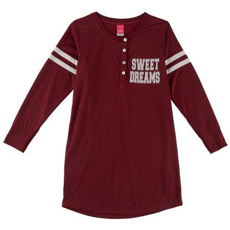 HPI Apparel Big Girls Sweet Dreams Nightgown