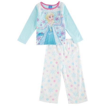 Disney Frozen Toddler Girls Pajama Set
