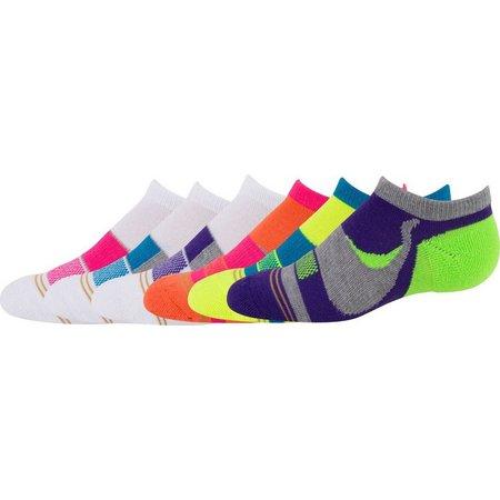 Gold Toe Big Girls 6-pk. Athletic Liner Socks
