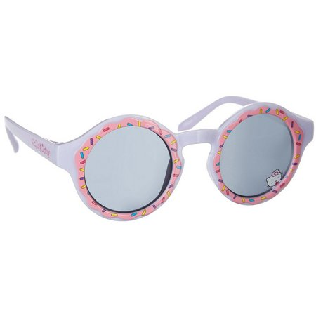 Hello Kitty Girls Cupcake Circle Sunglasses