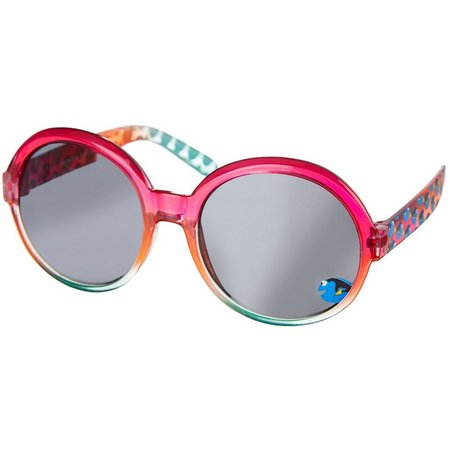 Disney Finding Dory Girls Ombre Circle Sunglasses