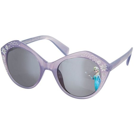 Disney Frozen Girls Snowflake Sunglasses