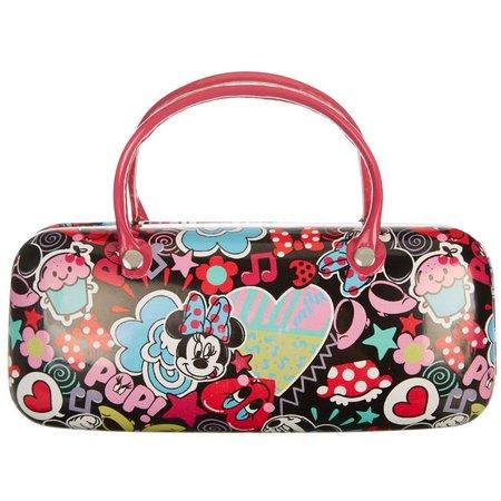 Disney Minnie Mouse Hard Sunglasses Case