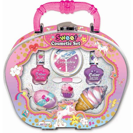 Hot Focus Girls Sweet Cosmetic Set