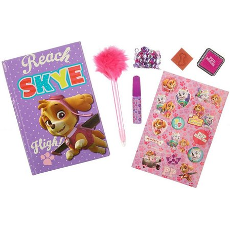 Nickelodeon Paw Patrol Sequin Diary Gift Set