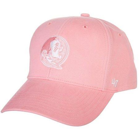 Florida State Big Girls Adjustable Hat