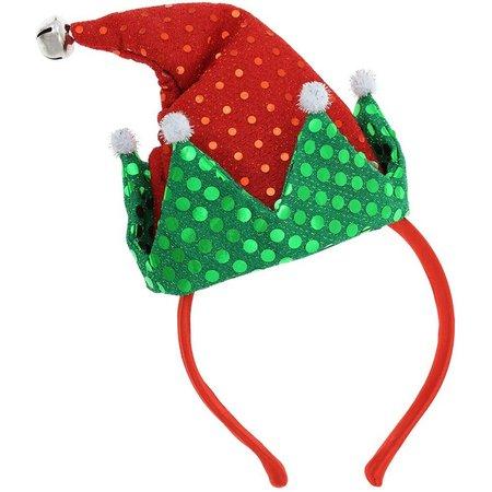 Capelli Girls Elf Hat Headband
