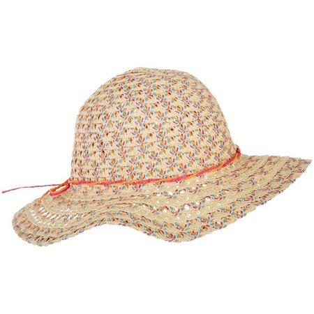 Capelli Girls Multi-Tone Floppy Hat