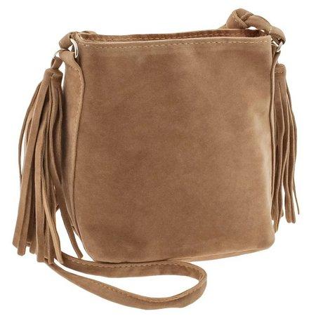 Capelli Girls Crossbody Tassle Handbag