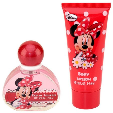 Disney Minnie Mouse Girls Lotion & Perfume Set