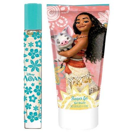 Disney Moana Girls Shower Gel & Roll On