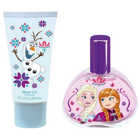 Disney Frozen Girls Shower Gel & Perfume Set