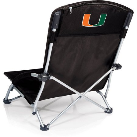 Miami Hurricanes Tranqulity Chair by Picnic Time