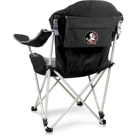 FSU Reclining Camping Chair by Picnic Time