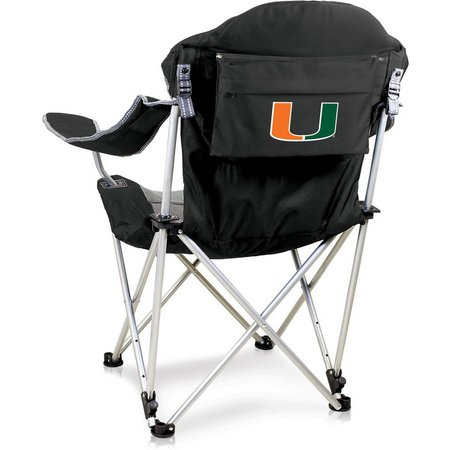 Miami Reclining Camping Chair by Picnic Time
