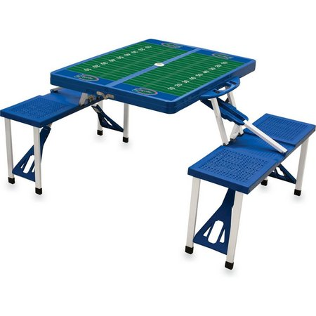 Florida Gator Swamp Picnic Table by Picnic Time