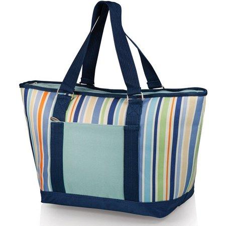 Picnic Time Topanga St. Tropez Collection Tote Bag