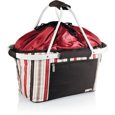 Picnic Time Moka Collection Metro Basket