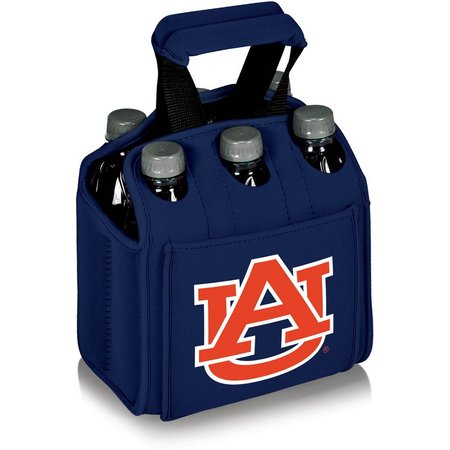 Auburn Tigers Six Pack Carrier by Picnic Time