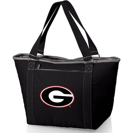 Georgia Bulldogs Topanga Tote Bag by Picnic Time