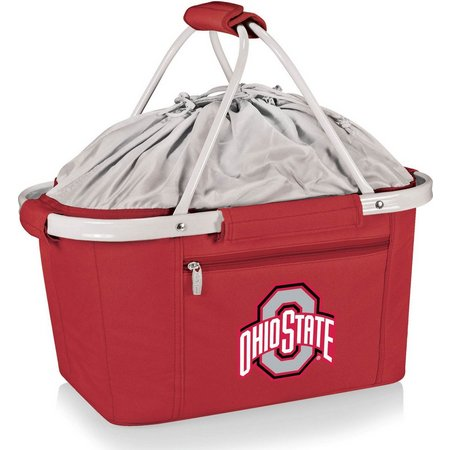 Ohio State Metro Basket Tote by Picnic Time