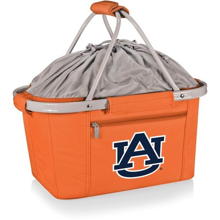 Auburn Tigers Metro Basket Tote by Picnic Time