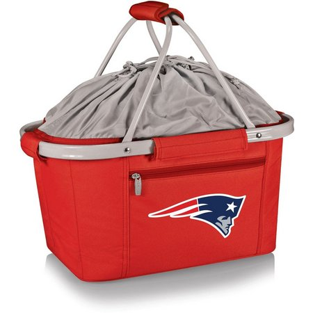 New England Metro Basket Tote by Picnic Time