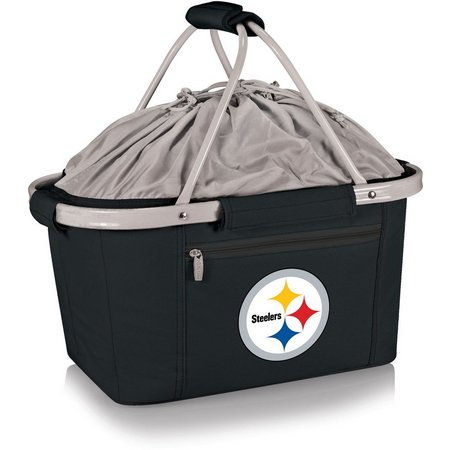 Pittsburgh Steelers Metro Basket by Picnic Time