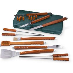 Picnic Time 18-pc. Barbecue Tool Set