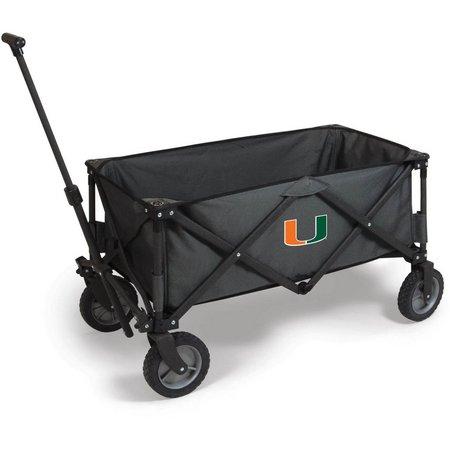 Miami Hurricanes Adventure Wagon by Picnic Time