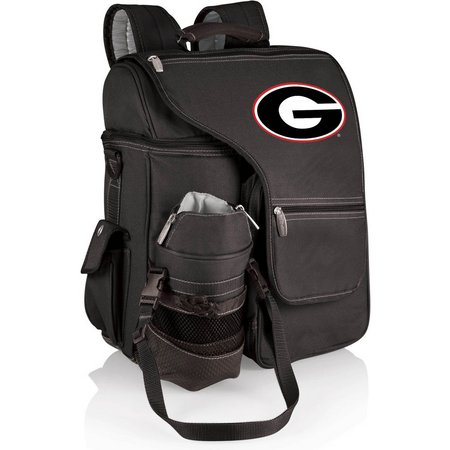 Georgia Bulldogs Turismo Backpack by Picnic Time