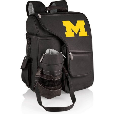 Michigan Wolverine Turismo Backpack by Picnic Time