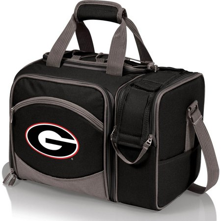 Georgia Bulldogs Malibu Picnic Tote by Picnic Time