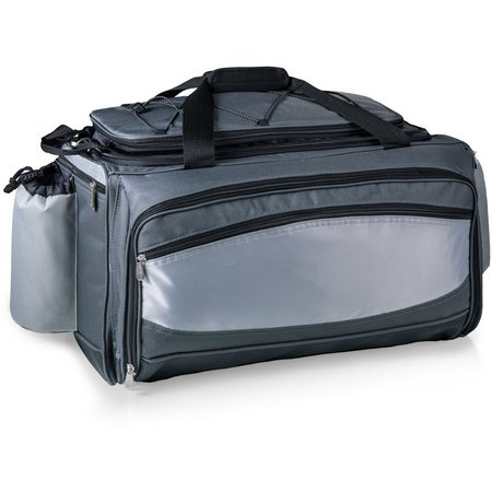 Picnic Time Vulcan Travel Grill With Cooler Tote