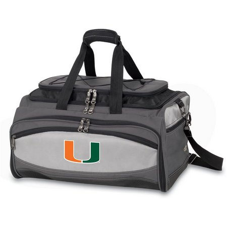 Miami Hurricanes Buccaneer Grill by Picnic Time