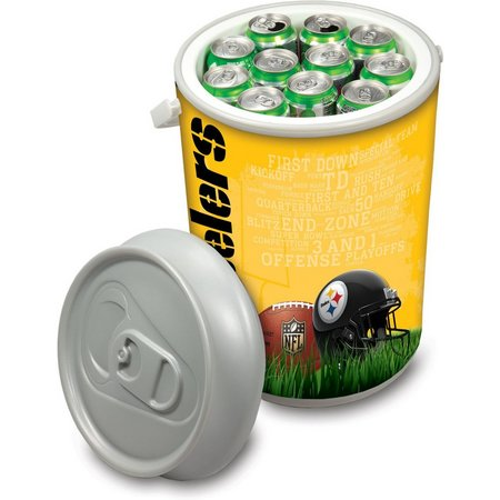 Pittsburgh Steelers Mega Can Cooler by Picnic Time