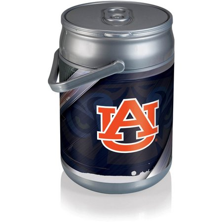 Auburn Tigers Black Can Cooler by Picnic Time