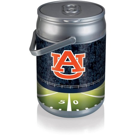 Auburn Tigers Stadium Can Cooler by Picnic Time