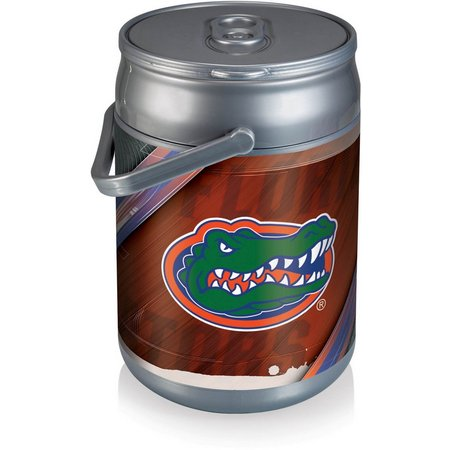 Florida Gators Woodgrain Can Cooler by Picnic Time