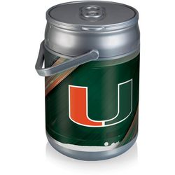 Miami Hurricanes Can Cooler by Picnic Time