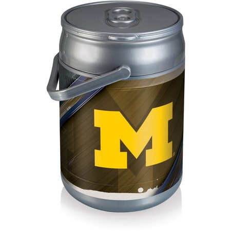 Michigan Wolverines Can Cooler by Picnic Time