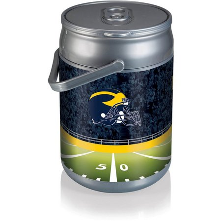 Michigan Wolverines Stadium Can Cooler