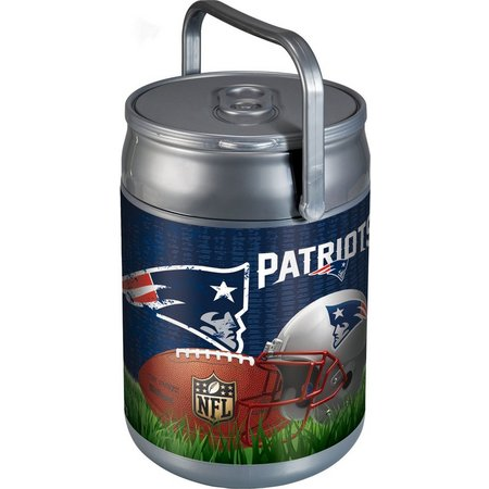 New England Patriots Can Cooler by Picnic Time