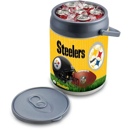 Pittsburgh Steelers Can Cooler by Picnic Time